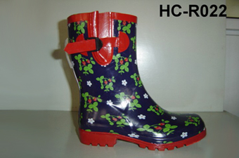Rubber Boots Hc-r022